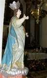 Maria Virgen Santisima esperamos contigo la llegada del Niño que Salva nuestras almas.