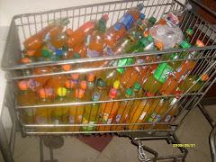 El refrigerio para nuestros hermanos.