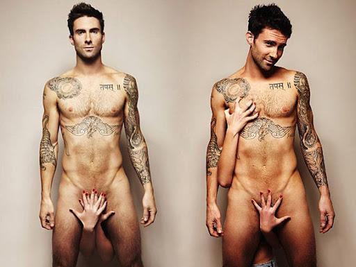 vocalista de maroon 5. O vocalista do Maroon 5 não