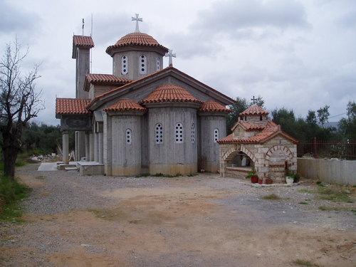 Ιερός Ναός Αναστάσεως ΑΡΦΑΡΩΝ( Άγιος Κωνσ/νος ).-