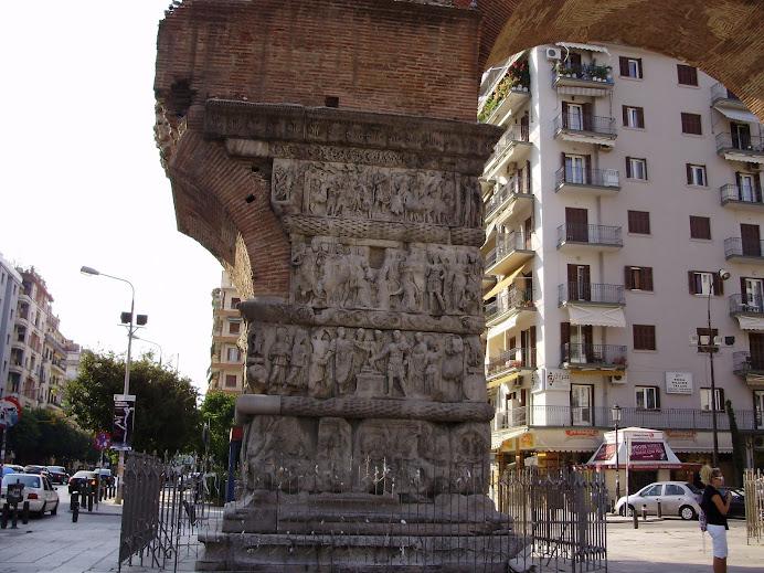 Στην  Καμάρα  της Θεσσαλονίκης