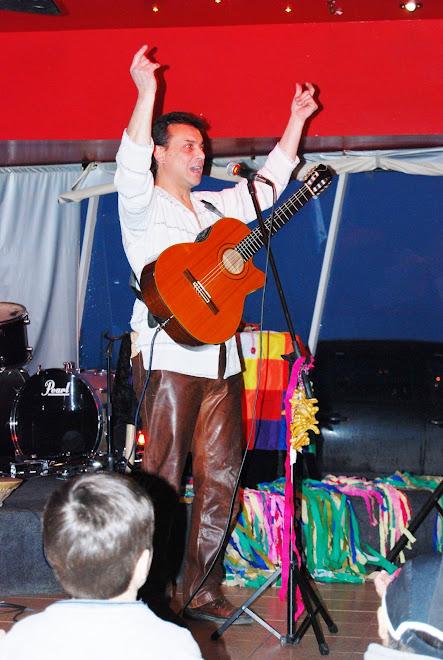 Ushuaia - Dia Internacional del Folclore Agosto 2008