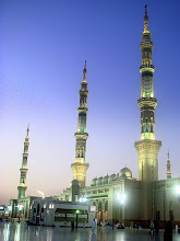 Masjid Nabawi.