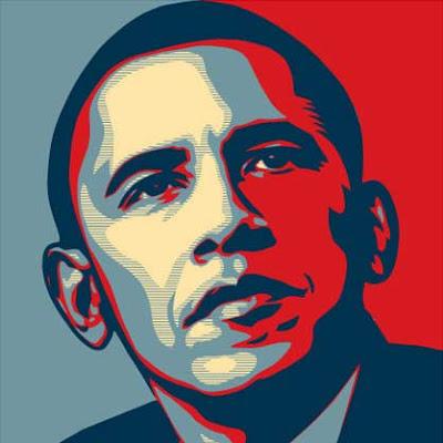 Barack Obama by Shepard Fairey