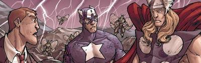 Avengers by Denis Medri