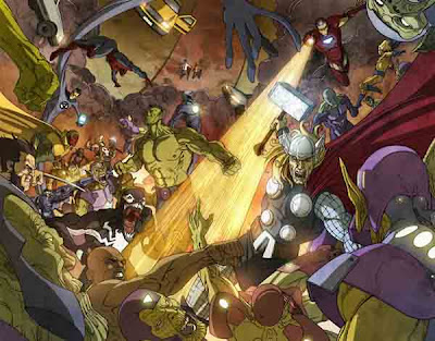 Secret Invasion by Marco Castiello