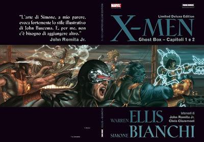 Astonishing X-Men by Simone Bianchi