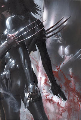 X-Force by Gabriele Dell'Otto