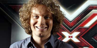 TV: Matteo Beccucci da XFactor 2009