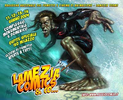 Lamezia Comics by Lucio Parrillo