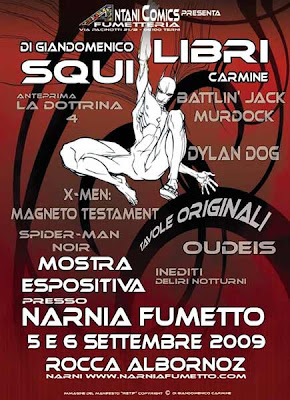 Squilibri: Carmine Di Giandomenico in mostra a Narni