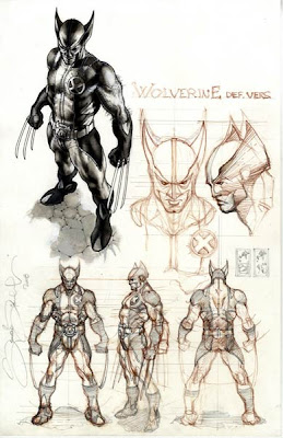 Wolverine by Simone Bianchi
