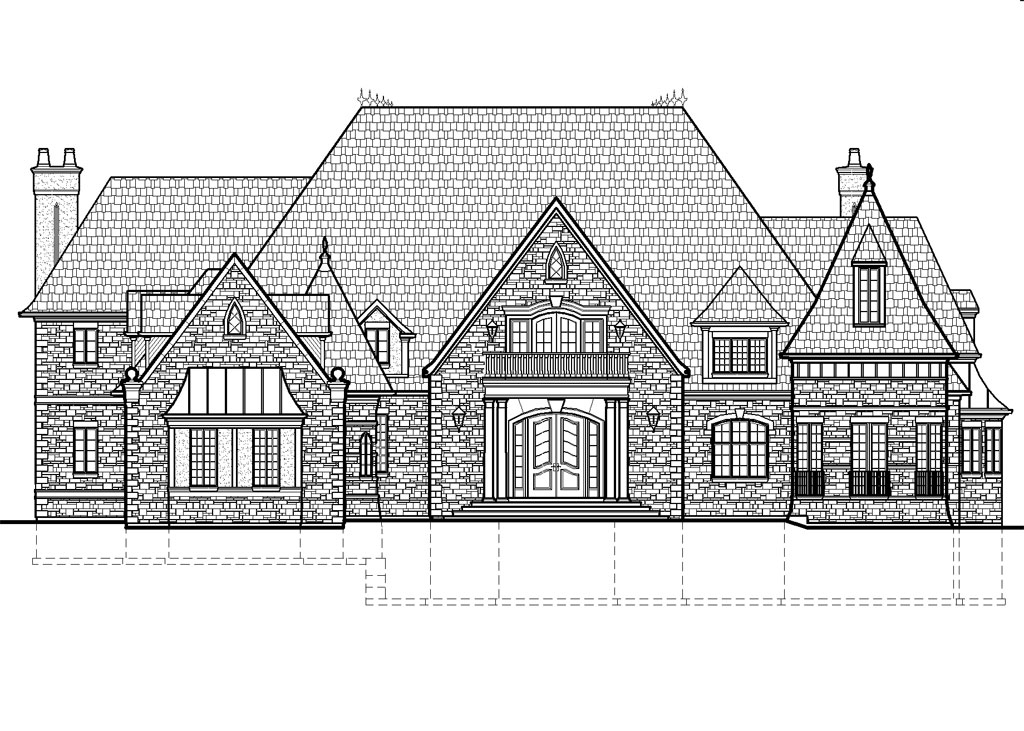 Manish mohan saini autocad 2d drawing 3d house drawing