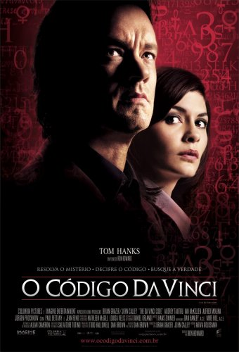 O Código da Vinci DVDRip XviD Dublado