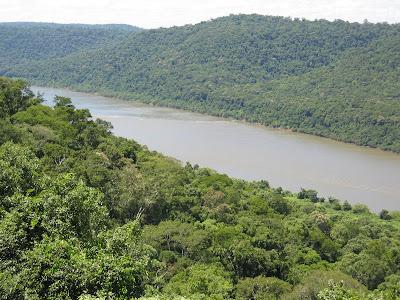 ubicacion imagenes selvas: amazonica, misionera y lacandona