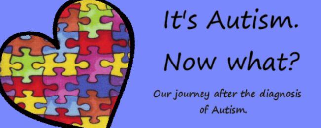 It's Autism.  Now what?