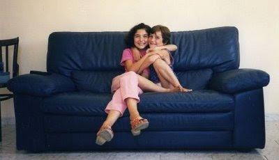 Letizia e Gabriella