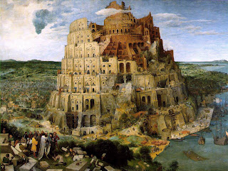 Pieter Bruegel the Elder: Tower of Babel (1563)