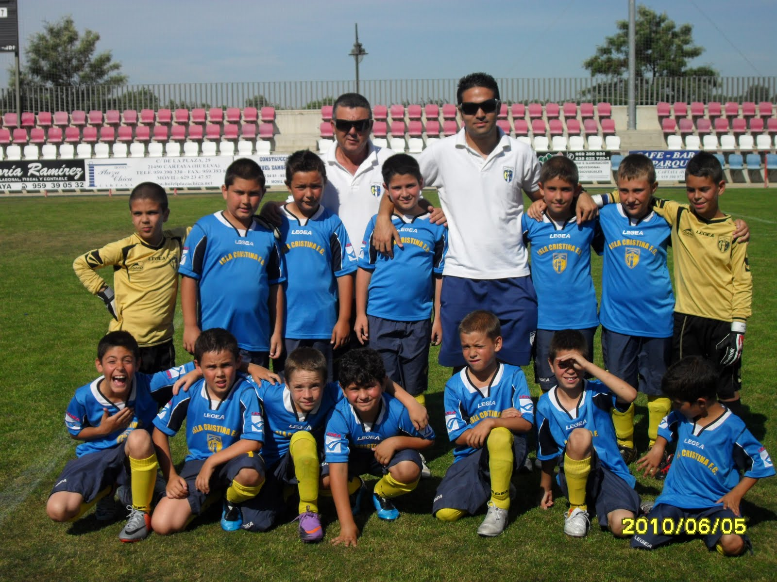 Isla Cristina FC 2001