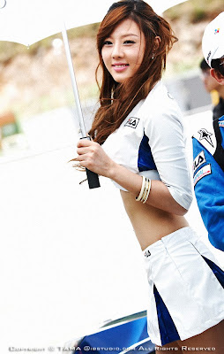 Hwang Mi Hee - CJ Racing 2009