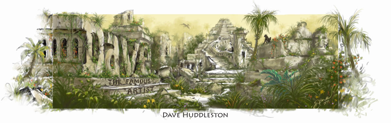 Dave Huddleston