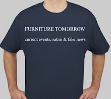 Furniture Tomorrow T-Shirts Available- MSRP $99.00--SALE-- 80% OFF