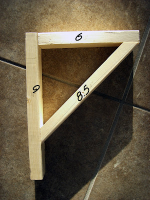 Home Kids Life Diy Easy Shelves And Brackets