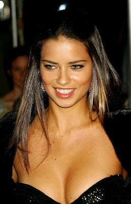 Adriana Lima beautiful image