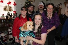 Amy & familyW/0 Josh