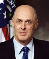 US Treasury Secretary Henry Paulson, formerly CEO of Goldman Sachs