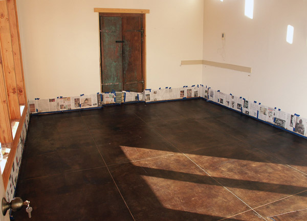 up to now masonite floor With masonite flooring