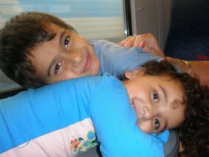 Adam & Noam (December 2007)