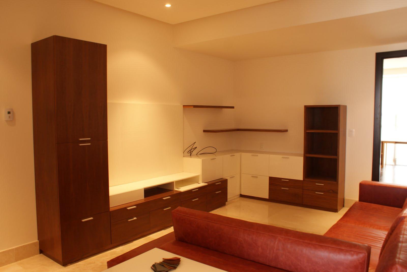 Diseo de muebles de sala amazing aqu tenemos un mueble tv for Muebles para sala de tv