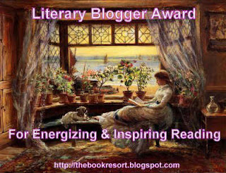 Literary Blogger Award