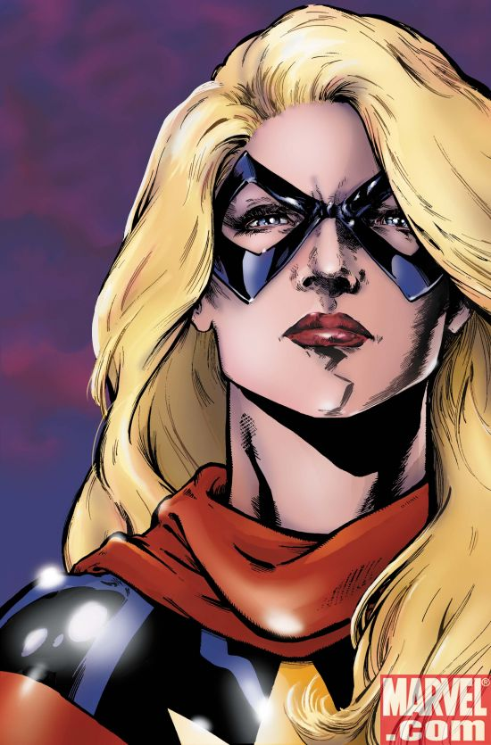 Carol Danvers // Ms Marvel Msmarvel_38