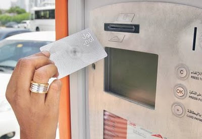 Nol cards can now be used to pay for parking