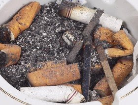 Smoking rule stipulates stiff fines