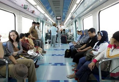 Five new stations open on Red Line of Dubai Metro