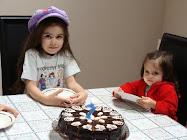 La mulți ani, Alexandra!