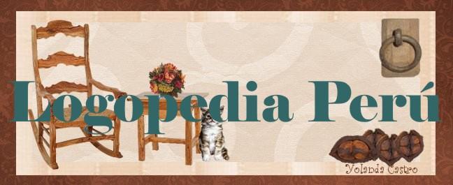 logopedia perú