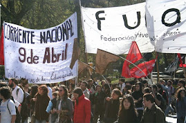 La 9 de Abril marcha junto a Secundarios