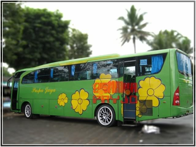 Photo of Bus Modifikasi
