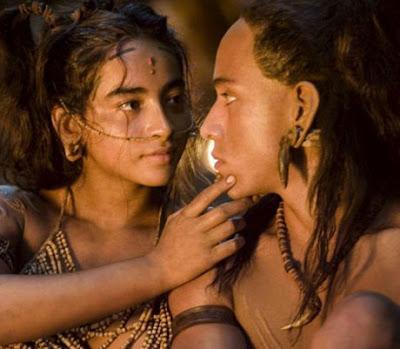 india amazonica embrutecia