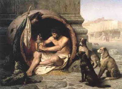 el gran diogenes de sinope