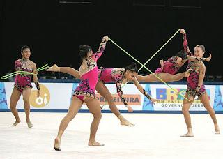gimnasia rítmica