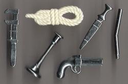 armas del cluedo