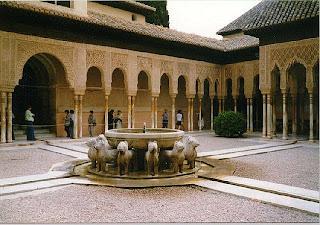 patio de los leones