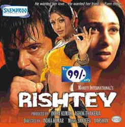 Rishtey 2002 Hindi Movie Watch Online