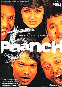 Paanch (2003) - Hindi Movie