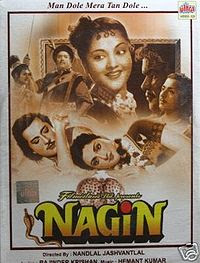 Nagin 1954 Hindi Movie Watch Online